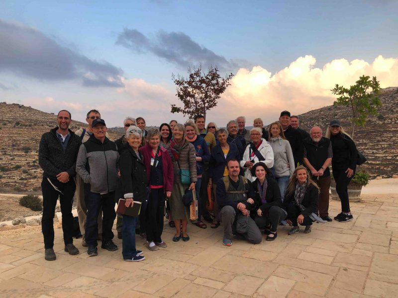 group in shilo
