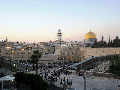View of Kotel
